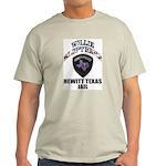 Hewitt Texas Jail Ash Grey T-Shirt