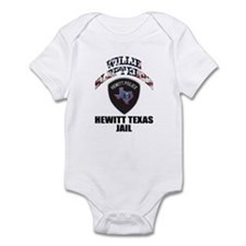 Hewitt Texas Jail Infant Bodysuit