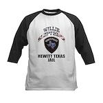 Hewitt Texas Jail Kids Baseball Jersey