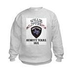 Hewitt Texas Jail Kids Sweatshirt
