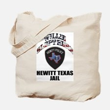 Hewitt Texas Jail Tote Bag