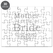 Mother of the Bride silver Puzzle