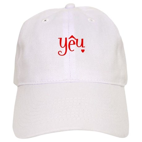 """Love"" in Vietnamese Cap"