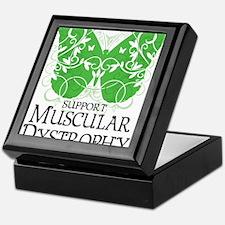Muscular-Dystrophy-Butterfly Keepsake Box