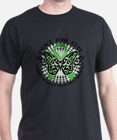 Muscular-Dystrophy-Butterfly-Tribal-2 T-Shirt