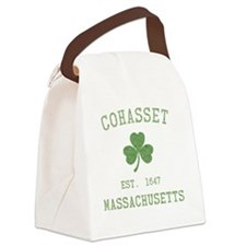 cohasset-massachusetts-irish Canvas Lunch Bag