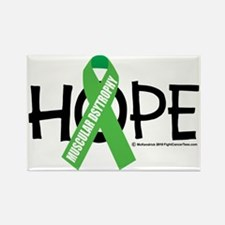 Muscular-Dystrophy-Hope Rectangle Magnet