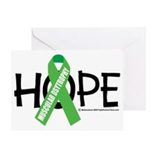 Muscular-Dystrophy-Hope Greeting Card
