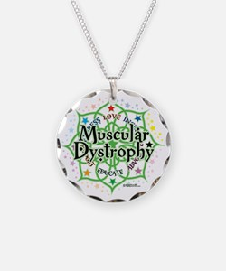 Muscular-Dystrophy--Lotus Necklace