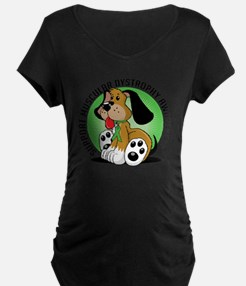 Muscular-Dystrophy-Dog T-Shirt