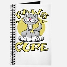 Paws-for-the-Cure-Cat-Spina-Bifida-blk Journal