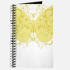 Spina-Bifida-Butterfly-blk Journal