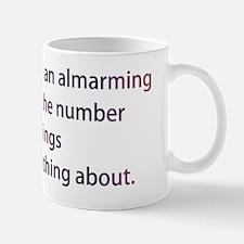 Know nothing Mug