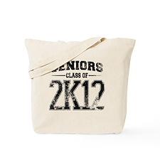 2k12 Tote Bag