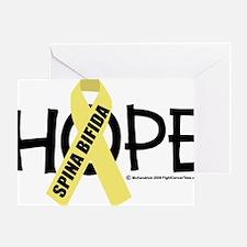 Spina-Bifida-Hope Greeting Card