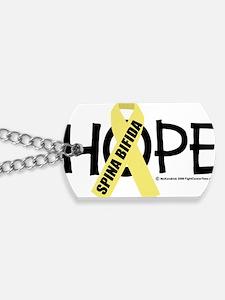 Spina-Bifida-Hope Dog Tags
