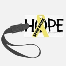 Spina-Bifida-Hope Luggage Tag
