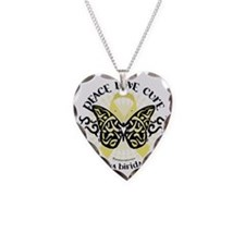 Spina-Bifida-Tribal-Butterfly Necklace