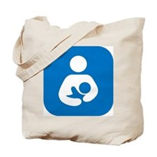 National Breastfeeding Symbol Tote Bag
