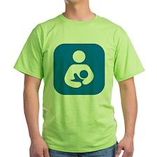National Breastfeeding Symbol T-Shirt