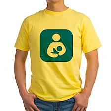 National Breastfeeding Symbol T