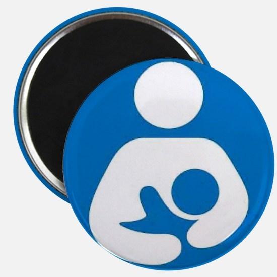 National Breastfeeding Symbol Magnet