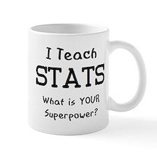 teach stats Mug