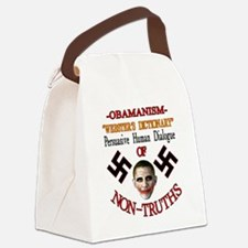 Obamanism Canvas Lunch Bag