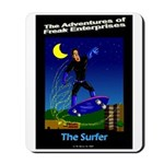 The Surfer Mousepad