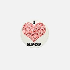 ilovekpop Mini Button