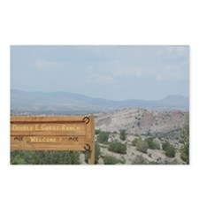 Double E Guest Ranch Welcome Postcard