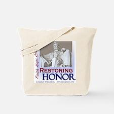 Restoring Honor 2 PNG Tote Bag