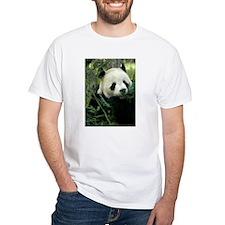 Panda Face Eating Shirt