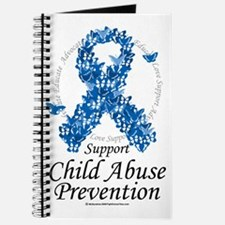Child-Abuse-Ribbon-of-Butterflies Journal