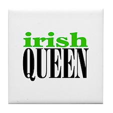 IRISH QUEEN Tile Coaster