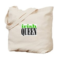 IRISH QUEEN Tote Bag