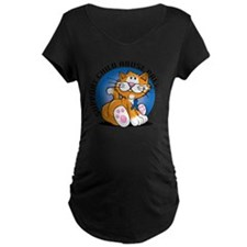 Child-Abuse-Prevention-Cat T-Shirt