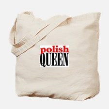 POLISH QUEEN Tote Bag