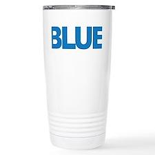 Child-Abuse-THINK-Blue-blk Travel Mug