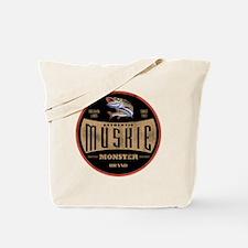 VintageMuskieLogo Tote Bag