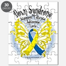 Down-Syndrome-Butterfly-3 Puzzle