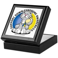 Paws-for--Down-Syndrome-Cat Keepsake Box