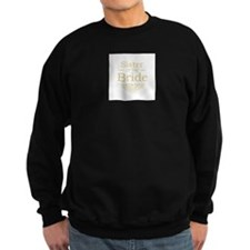 Sister of the Bride Gold Jumper Sweater