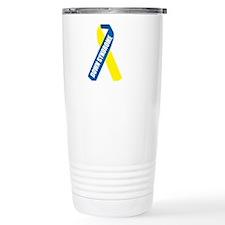 Down-Syndrome-Hope-blk Travel Mug