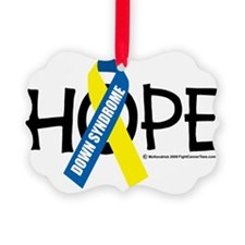 Down-Syndrome-Hope Ornament