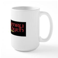 CP_Cymru am byth_10x3_sticker Mug