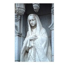 Our Lady of Fatima Postcards (Package of 8)