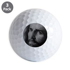 jesus1 Golf Ball