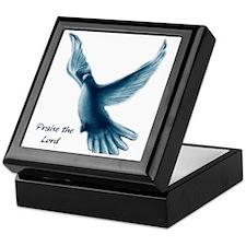 2-dove Keepsake Box