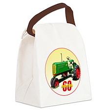 Oliver60-C8trans Canvas Lunch Bag
